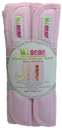 Minene Individual Bumpers (Pink Pack of 5 Bumpers)