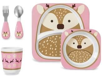 Skip Hop Deer Winter Edition Mealtime Set