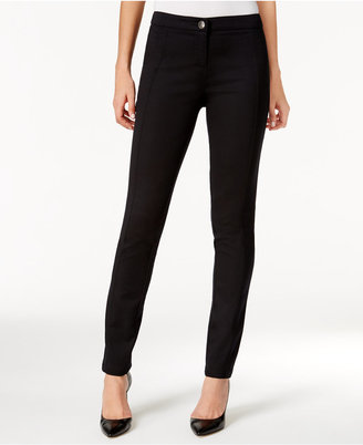 Style & Co Front-Seam Skinny Pants, Only at Macy's $49.50 thestylecure.com