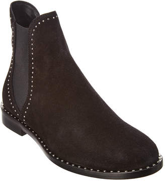 Jimmy Choo Merril Flat Suede Boot
