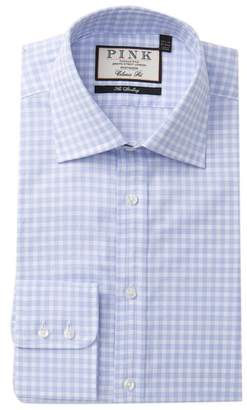 Thomas Pink Ted Check Classic Fit Dress Shirt