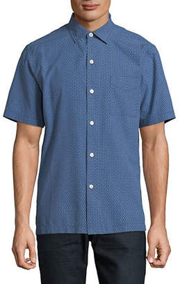 Tommy Bahama Diamante Del Sol Short Sleeve Sport Shirt