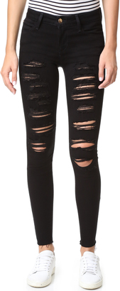 Joe's Jeans The Icon Ankle Mid Rise Skinny Jeans $179 thestylecure.com