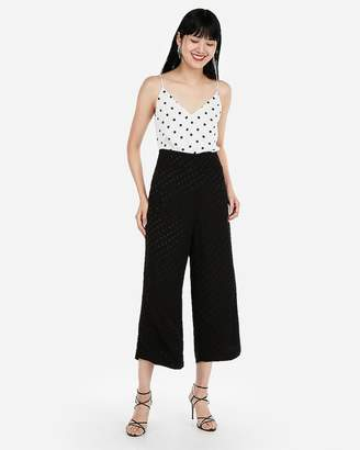 Express Dotted Downtown Cami