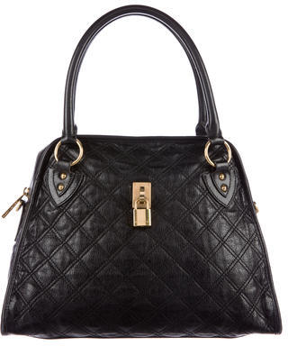 Marc Jacobs Marc Jacobs Leather Rio Satchel