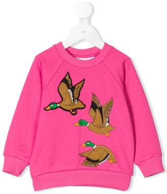 Mini Rodini duck sweatshirt