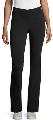 Eileen Fisher Stretch Jersey Yoga Pants $118 thestylecure.com