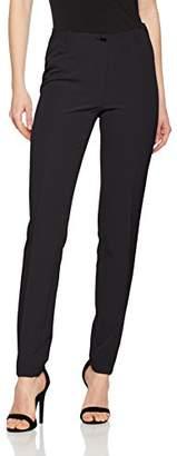 Basler Women's Lea Trousers, Black (Black 90)