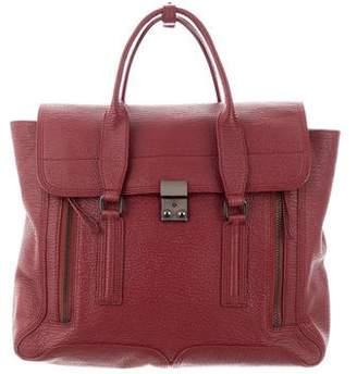 3.1 Phillip Lim Leather Pashli Satchel