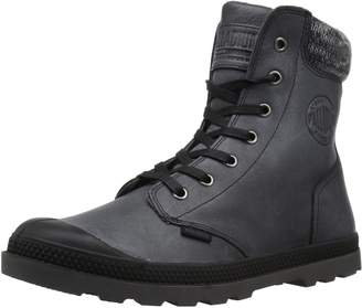 Palladium Women's Pampa Hi Knit Lp Chukka Boot