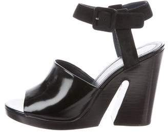 Celine Ankle Strap Sandals