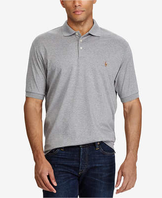 Polo Ralph Lauren Men Big & Tall Classic-Fit Soft Touch Polo