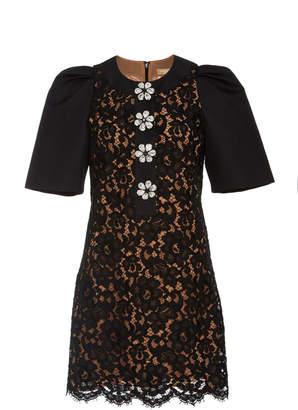 Michael Kors Lace Shift Dress