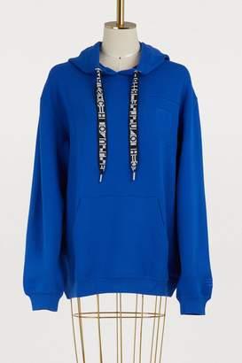 Proenza Schouler Hooded sweatshirt