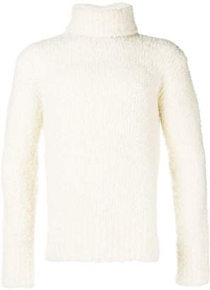 Ermenegildo Zegna high neck knit sweater