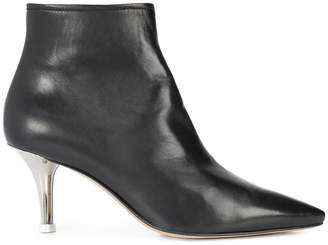 AGL pointed ankle boots