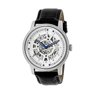 Reign Unisex Black Strap Watch-Reirn3601