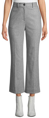 Rag & Bone Libby Cropped Flare-Leg Pants