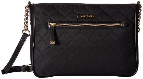 Calvin KleinCalvin Klein Florence Quilted Nylon Crossbody