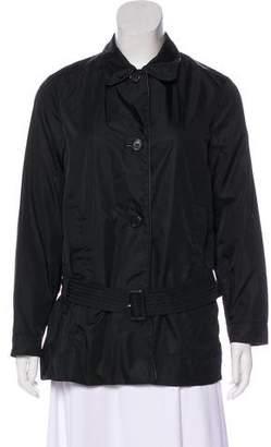 Prada Button-Up Casual Jacket