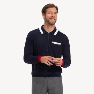 Tommy Hilfiger Blue Polo Shirts For Men - ShopStyle UK 026132d3ab5