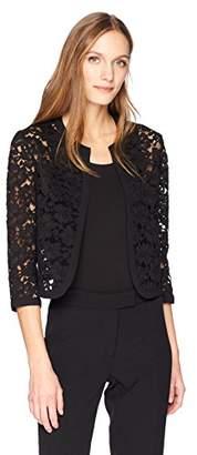 Anne Klein Women's Lace Cardigan Jacket