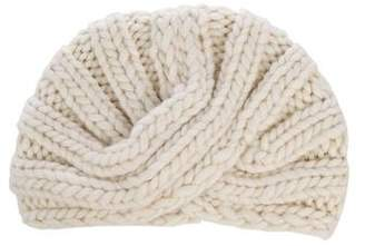 Eugenia Kim Wool Rib Knit Beanie