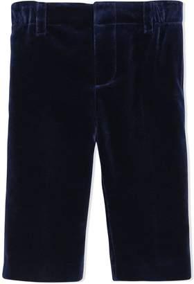Burberry Velvet Tuxedo Trousers