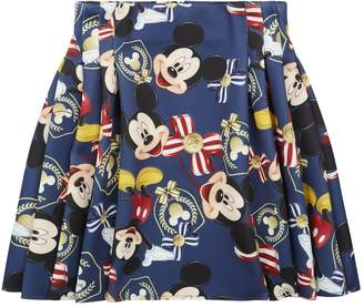 MonnaLisa Mickey Mouse Skirt