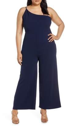 Leith One-Shoulder Jumpsuit