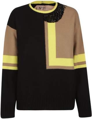 N°21 N.21 Round Neck Sweater