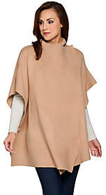 Women with Control Attitudes by Renee Convertible Sweater KnitPoncho