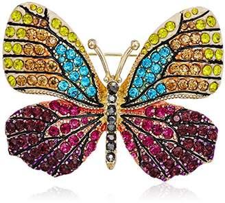 Napier Butterfly Brooch Pin