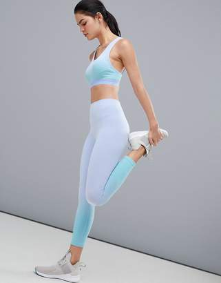 South Beach Ombre Seamless Leggings