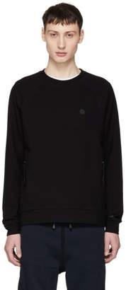 Isaora Black Dry Touch Sweatshirt