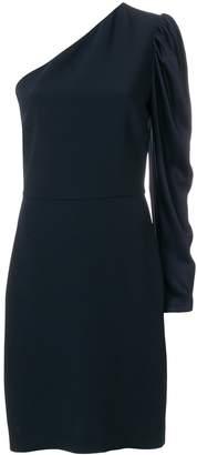 Stella McCartney Isabelle One Shoulder Mini Dress
