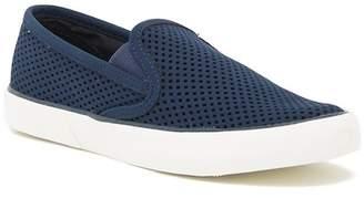 Sperry Pier Side Suede Slip-on Sneaker