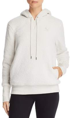 Puma Downtown Fleece Hooded Sweatshirt