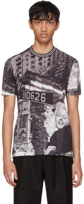 Dolce & Gabbana Black 010626 Marilyn T-Shirt