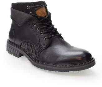 Robert Wayne Jef Leather Ankle Boot