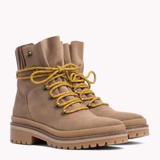 Tommy Hilfiger Modern Hiking Boots