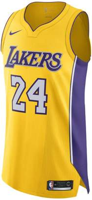 Nike Kobe Bryant Icon Edition Authentic (Los Angeles Lakers) Men's NBA Connected Jersey