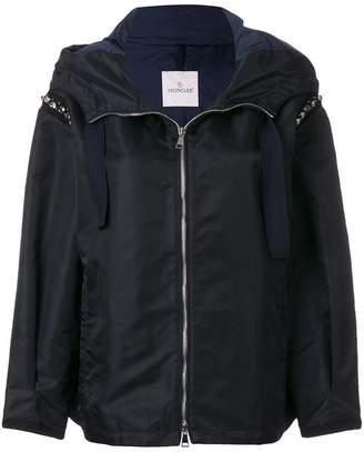 Moncler hooded Cordierite jacket