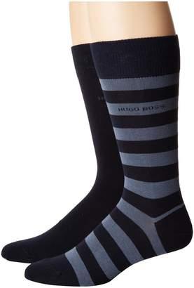 HUGO BOSS Block Stripe 2-Pack Men's Underwear
