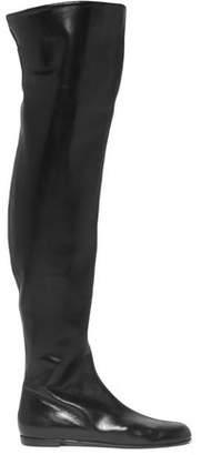 Giuseppe Zanotti Design Leather Knee Boots