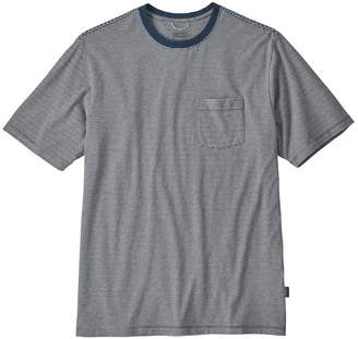 Patagonia Men's Squeaky Clean Pocket Tee