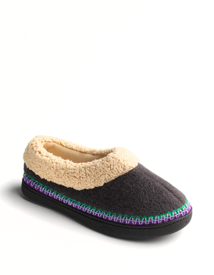 Isotoner Microsuede Slippers