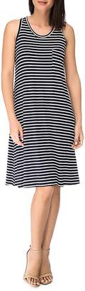 B Collection by Bobeau Stripe Racerback Dress $58 thestylecure.com