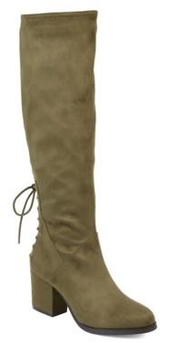 Journee Collection Leeda Wide Calf Boot