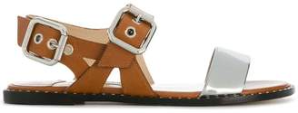 Jimmy Choo Astrid flat sandals